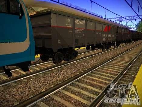 New Rails for GTA San Andreas sixth screenshot