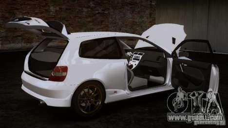 Honda Civic Type-R (EP3) for GTA 4 back left view