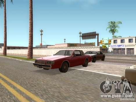 ENBSeries by Sashka911 for GTA San Andreas