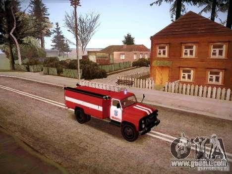 GAS hose 30 53 Fire for GTA San Andreas