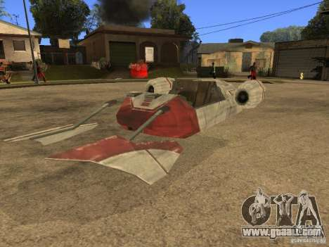 Baggage from Star Wars for GTA San Andreas