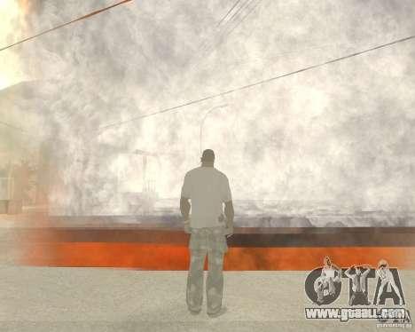 Tornado for GTA San Andreas third screenshot