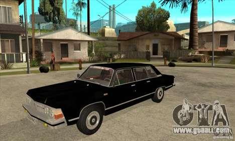 GAZ 14 Chaika for GTA San Andreas