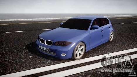 BMW 118i for GTA 4
