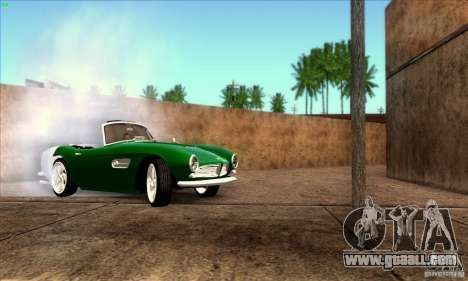 BMW 507 for GTA San Andreas right view