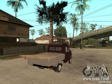 33023 GAS for GTA San Andreas right view