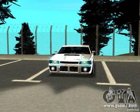 Azik Sultan for GTA San Andreas inner view