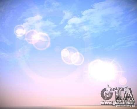 Real Clouds HD for GTA San Andreas forth screenshot