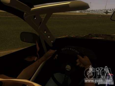 Nissan 240sx Street Drift for GTA San Andreas upper view