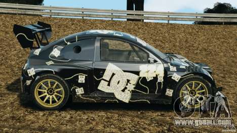 Colin McRae BFGoodrich Rallycross for GTA 4 left view