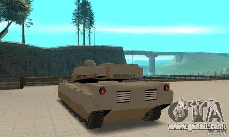 Lame nel Rhino tank for GTA San Andreas
