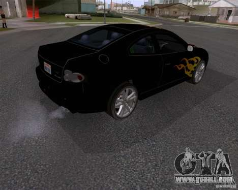 Vauxhall Monaco VX-R for GTA San Andreas right view