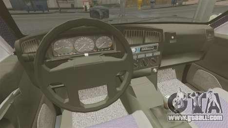 Volkswagen Passat B4 for GTA 4 back view