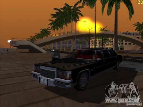 ENBSeries v1.6 for GTA San Andreas eighth screenshot