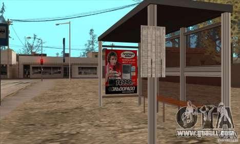 BUSmod for GTA San Andreas seventh screenshot