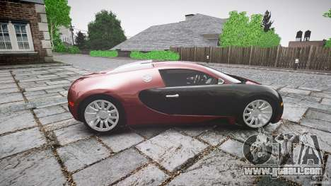 Bugatti Veyron 16.4 v3.0 2005 [EPM] Machiavelli for GTA 4 inner view
