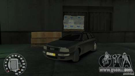 Audi RS2 Avant for GTA 4