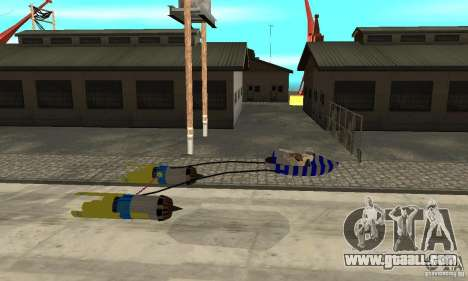 Star Wars Racer for GTA San Andreas