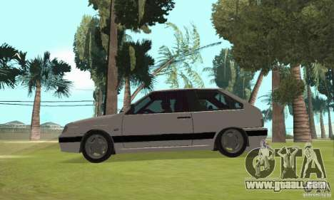 VAZ 2113 LSP Tuning for GTA San Andreas right view