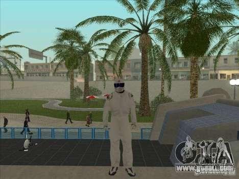 Stig for GTA San Andreas forth screenshot