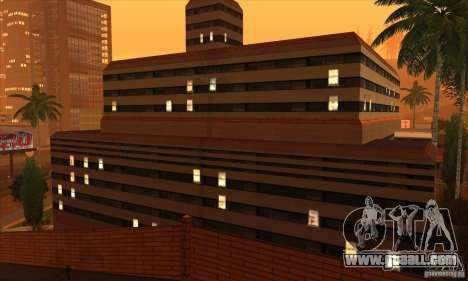 The new hospital in HP for GTA San Andreas third screenshot