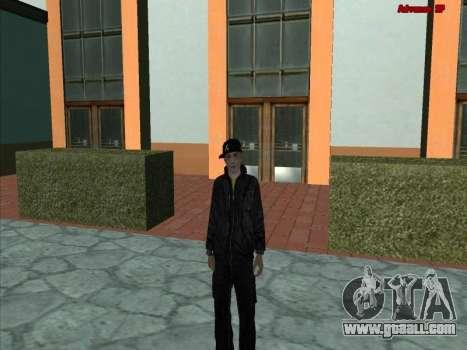 GuF for GTA San Andreas second screenshot