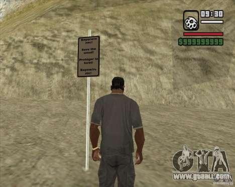 House Hunter v3.0 Final for GTA San Andreas third screenshot