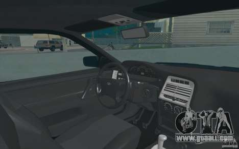 VAZ 21123 for GTA San Andreas back left view