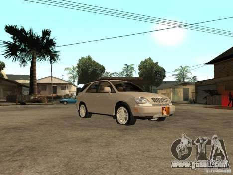 Lexus RX 300 for GTA San Andreas