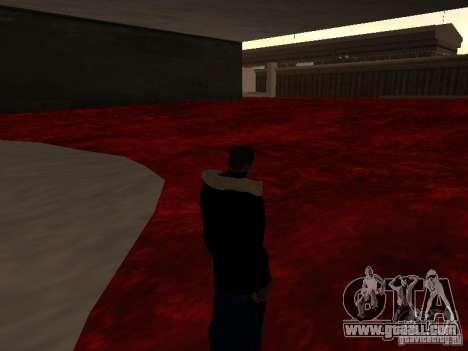 Lava for GTA San Andreas fifth screenshot