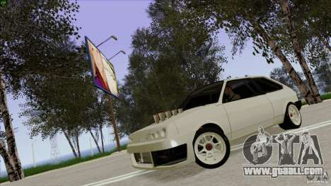 ВАЗ 2108 Sport for GTA San Andreas back view