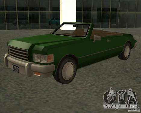 HD Idaho for GTA San Andreas right view
