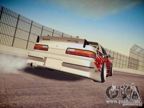 Nissan Silvia S13 Daijiro Yoshihara for GTA San Andreas right view