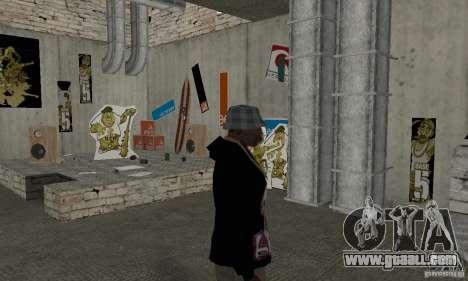Hoodie 1 for GTA San Andreas second screenshot