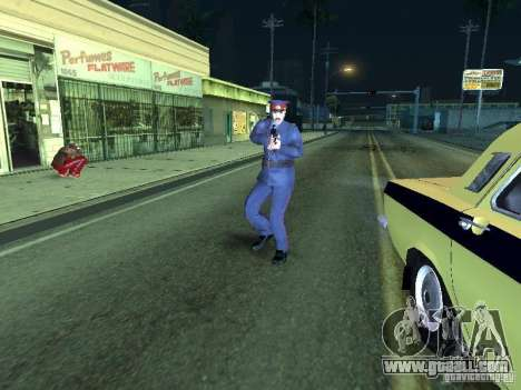 Police Of The USSR for GTA San Andreas forth screenshot