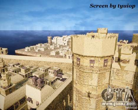 Ancient Arabian Civilizations v1.0 for GTA 4 ninth screenshot