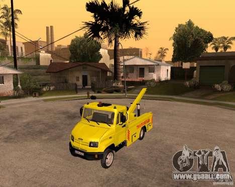 ZIL 5301 Bull hauler for GTA San Andreas
