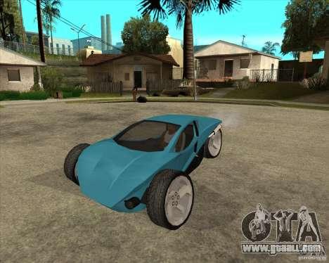 AP3 cobra for GTA San Andreas