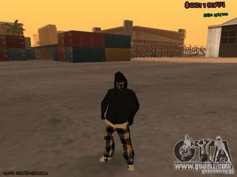 Vagos Skins for GTA San Andreas second screenshot