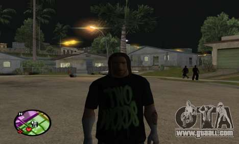 Triple H for GTA San Andreas sixth screenshot
