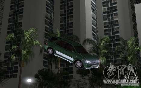 Mercedes-Benz ML55 Demec for GTA Vice City left view