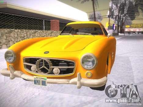 Mercedes-Benz 300SL for GTA San Andreas
