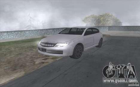 Subaru Impreza-style SA for GTA San Andreas