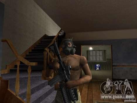 Hats of Call of Duty 4: Modern Warfare for GTA San Andreas third screenshot