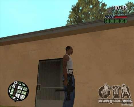 Ump 45 v 2.0 for GTA San Andreas