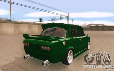 Vaz-2101 Lada Sport for GTA San Andreas side view