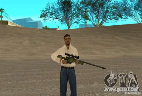 L118A Collection Wooland for GTA San Andreas