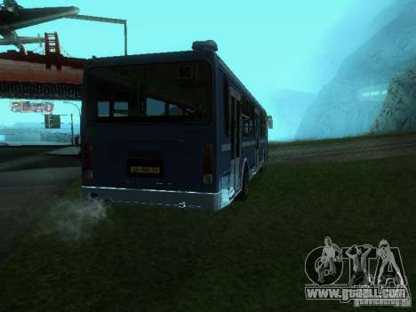 LIAZ 5256-25 for GTA San Andreas right view