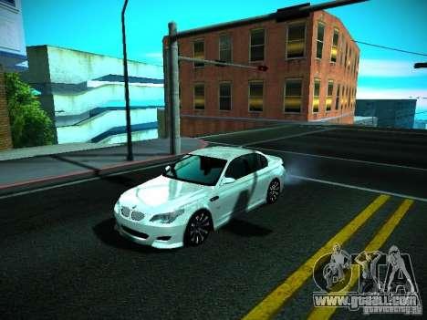 ENBSeries V4 for GTA San Andreas second screenshot