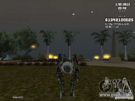 Atlas for GTA San Andreas second screenshot